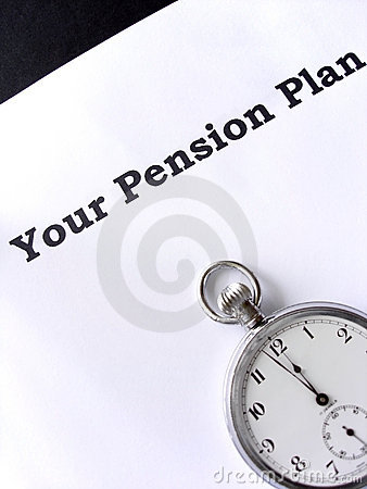 Free Last Minute For A Pension Royalty Free Stock Images - 2107099