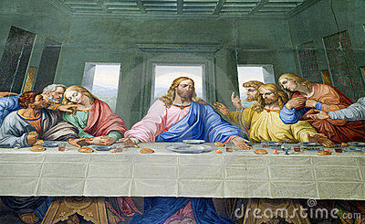 Last super of Christ