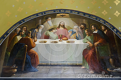 The Last Supper - Christ s last supper