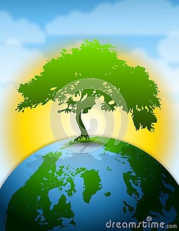 The Last Tree on Earth