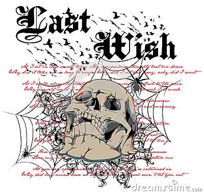 Free Last Wish Royalty Free Stock Photo - 37431475