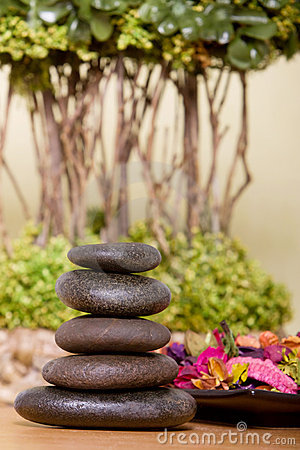 Lastone Therapy Royalty Free Stock Photos - Image: 13825768