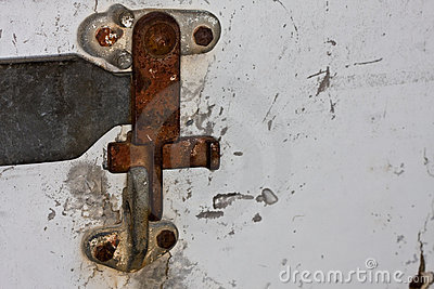 Latch Stock Photo - Image: 7243210