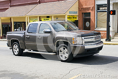 Late Model Chevy Pickup Truck 2013