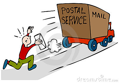 Late Urgent Mail