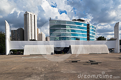 Latin America Memorial Sao Paulo Brazil