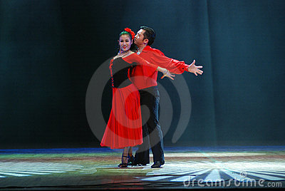 Latin Dance Editorial Photography