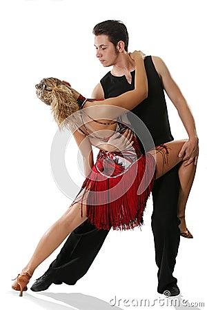 Free Latin Dance Royalty Free Stock Photos - 3414018