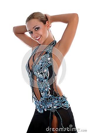 Latin dancer