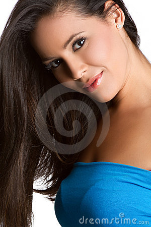 Latin Woman Royalty Free Stock Images - Image: 14755029