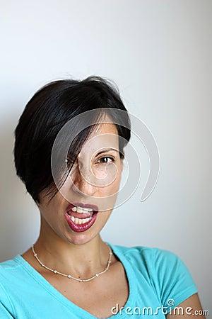 Latina Sneer