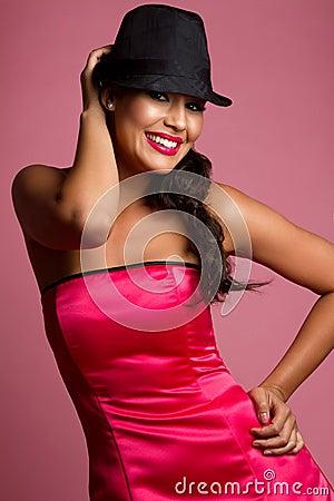 Free Latina Woman Royalty Free Stock Images - 14466209
