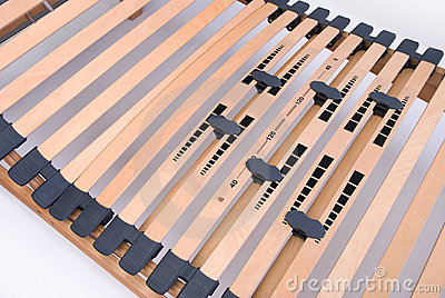 Latoflex, birch, wood slats