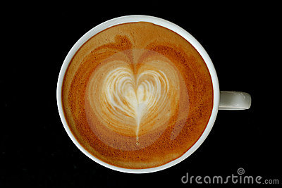 Latte Art : Heart