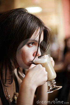 Free Latte Coffee Royalty Free Stock Photos - 4417368