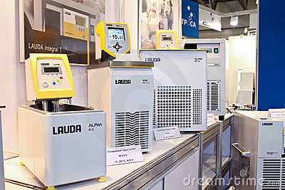 LAUDA cooling thermostats Editorial Image