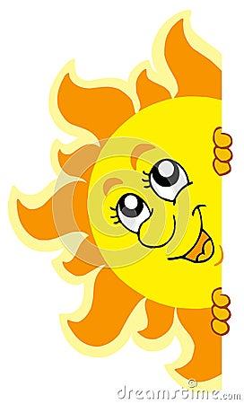 Lauernder Sun