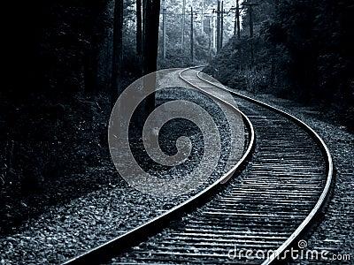 Laufkatze-Spur