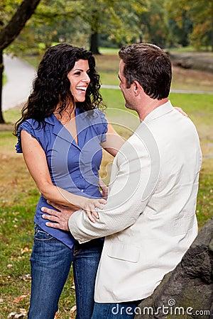 Laugh Couple
