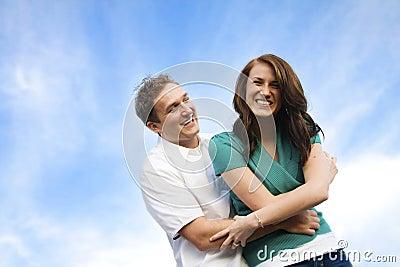 Laughing, Flirting and Loving