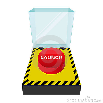 Launch button icon