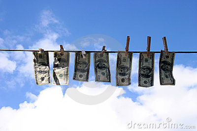 Laundered money #2