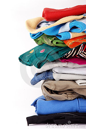 Free Laundry Royalty Free Stock Photo - 8943965