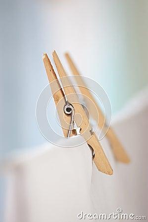Laundry clip