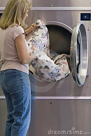 Free Laundry Day Royalty Free Stock Photography - 5565307