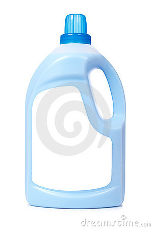 Free Laundry Detergent Or Fabric Softener Stock Image - 6876871