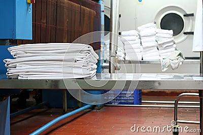 Laundry industy