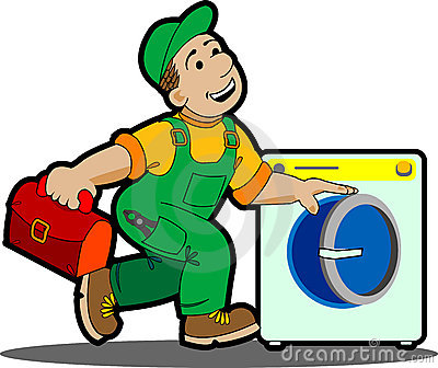 Laundry machine.