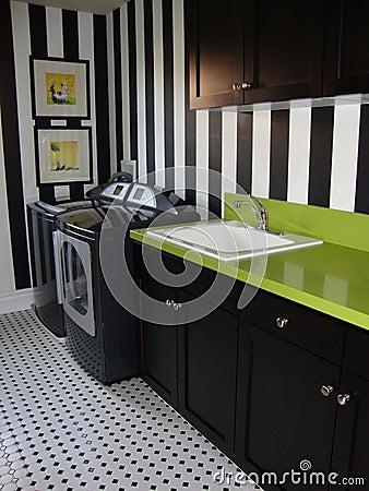 Free Laundry Room Royalty Free Stock Photos - 12251028