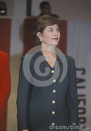 Laura Bush Editorial Photography
