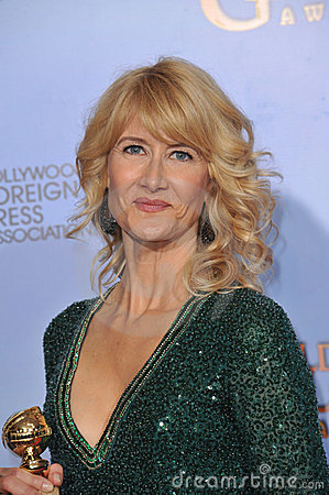 Laura Dern Editorial Photography