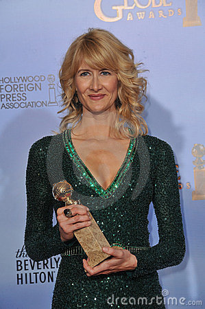 Laura Dern Editorial Stock Photo