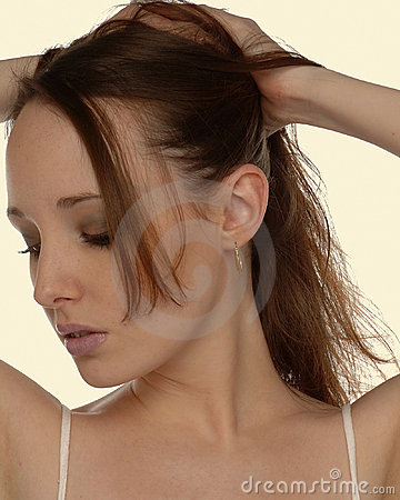 Free Laura-Jo Headshot Stock Image - 2652801