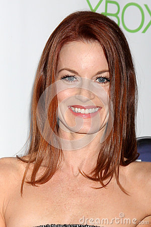 Laura Leighton arrives at the  Editorial Image