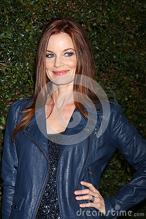 Laura Leighton arrives at the ABC Family West Coast Upfronts Editorial Photo