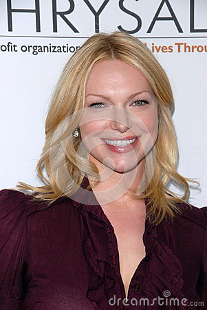Laura Prepon Editorial Stock Photo