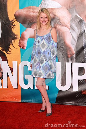 Laura Slade Wiggins at  The Change-Up  World Premiere, Village Theater, Westwood, CA. 08-01-11 Editorial Image