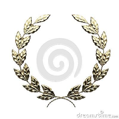 Free Laurel Wreath Royalty Free Stock Photo - 15681675