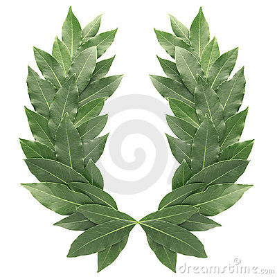 Free Laurel Wreath Stock Photo - 17112800