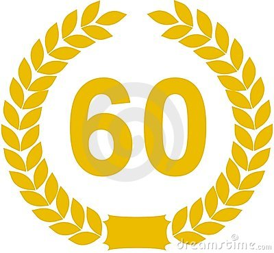 Laurel Wreath 60 Years
