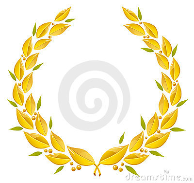 Free Laurel Wreath Stock Image - 8962921