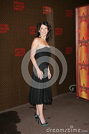 Lauren Graham Editorial Stock Photo