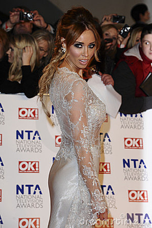 Lauren Pope Editorial Stock Photo