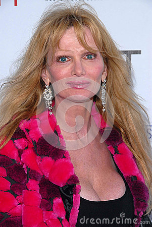 Laurene Landon at the premiere of  Editorial Photography
