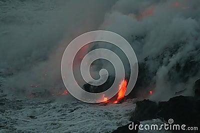 Lava flow 5