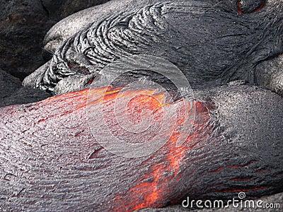 Lava stream